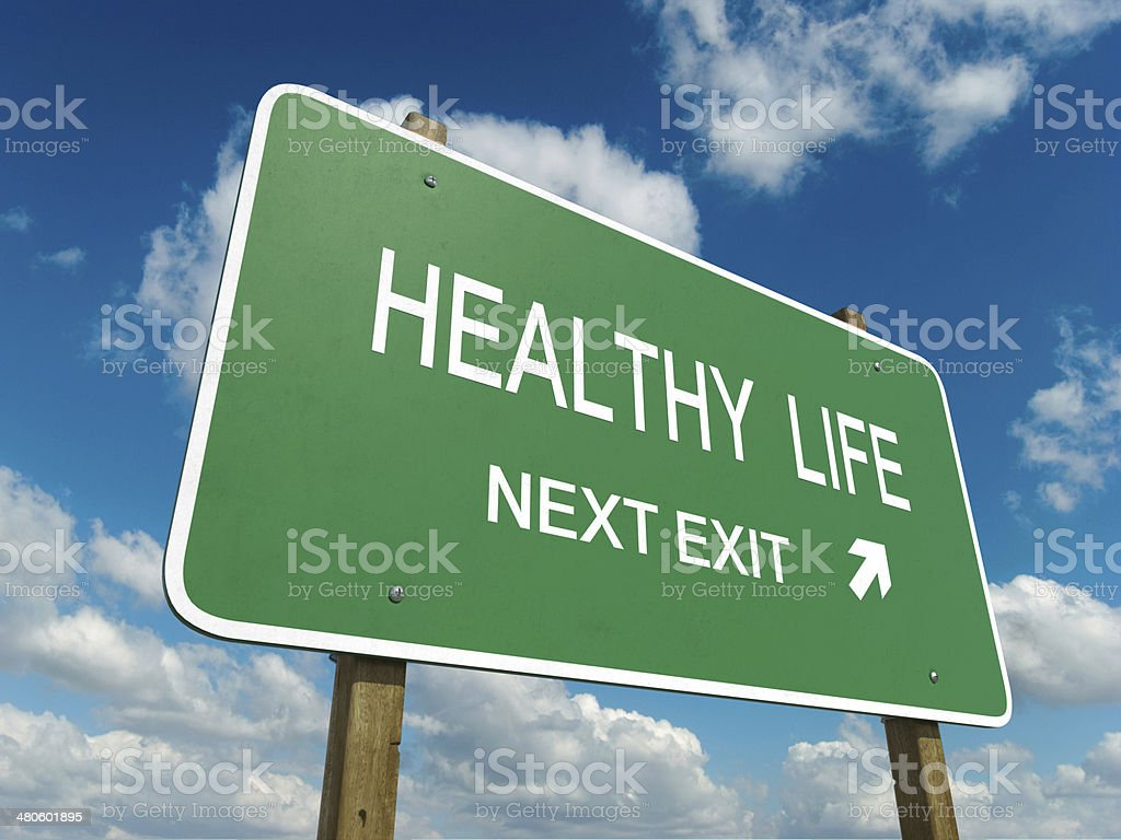 healthy life stock photo