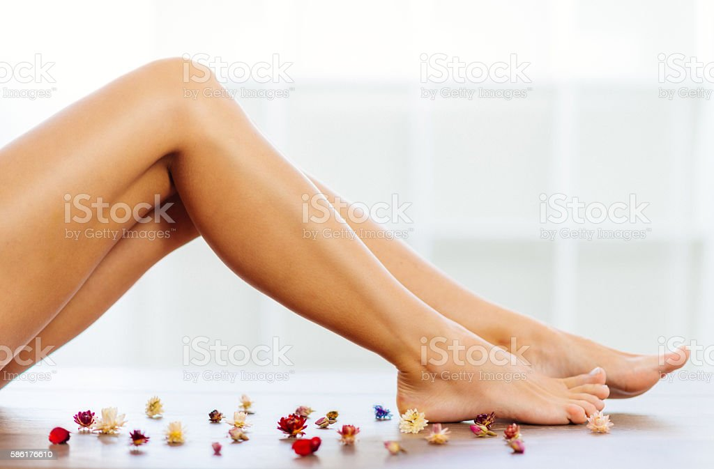 Healthy life with smooth and healthy legs – Foto