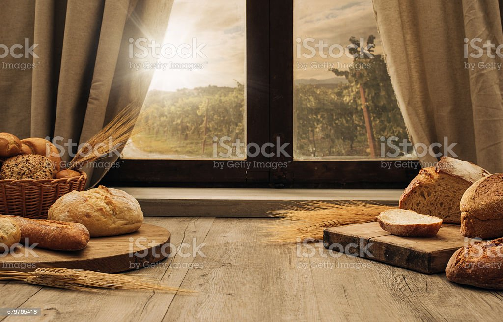 Healthy lifestyle and food stock photo