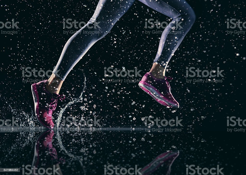 healthy lifestyle and sport concepts. stock photo