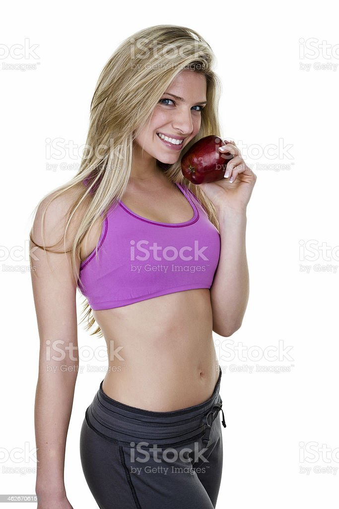 Healthy lifestyle concept royalty-free stock photo