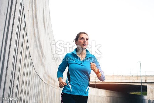 476391546 istock photo Healthy lifestyle fitness sports woman running 472294332