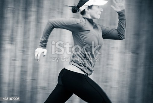 502412594 istock photo Healthy lifestyle fitness sports woman running 493162006