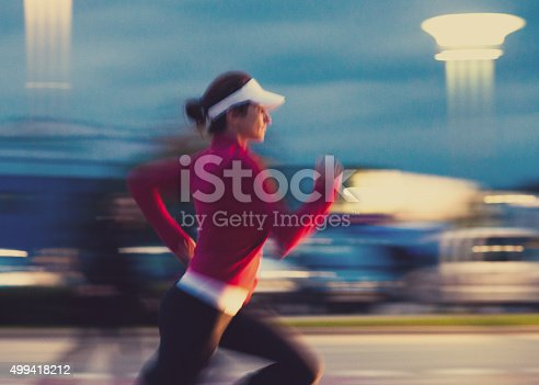 476391546 istock photo Healthy lifestyle fitness sports woman running 499418212