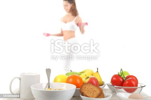 91837830 istock photo Healthy lifestyle 154888664