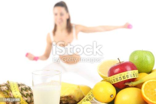 91837830 istock photo Healthy lifestyle 154919566