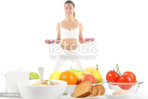 91837830 istock photo Healthy lifestyle 155099756