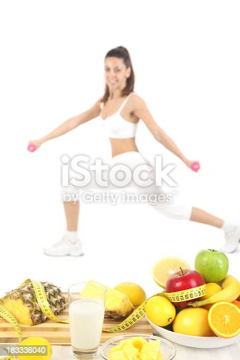 91837830 istock photo Healthy lifestyle 183336040