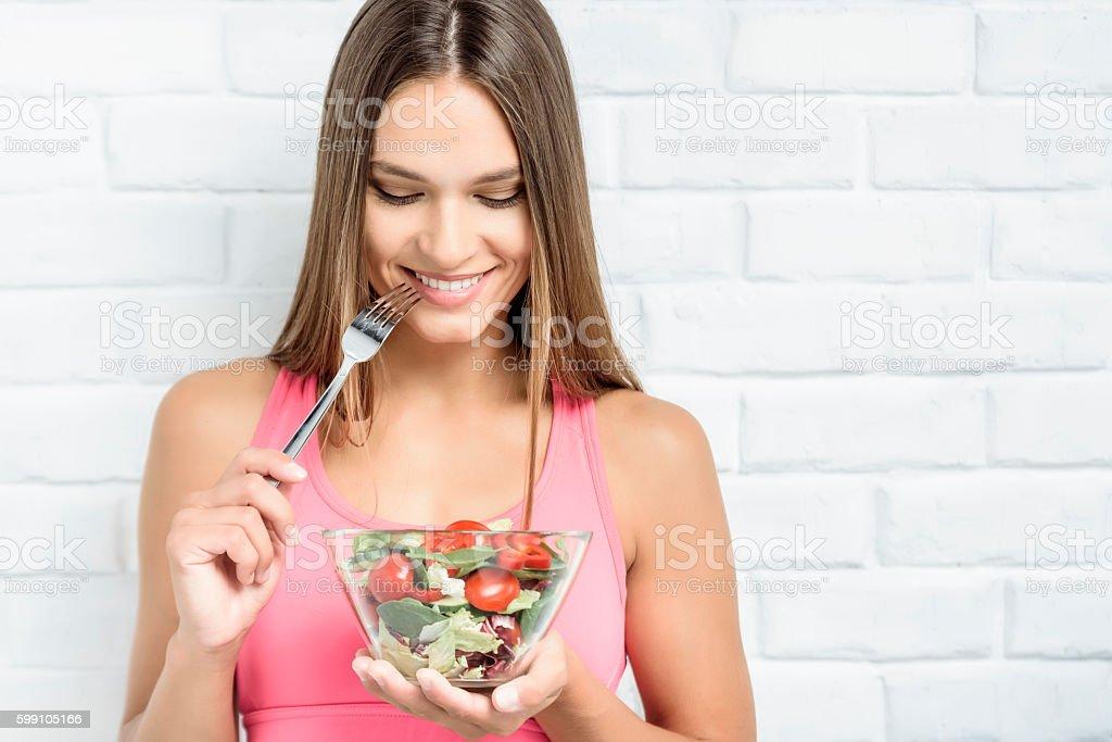 Estilo de vida saludable - foto de stock