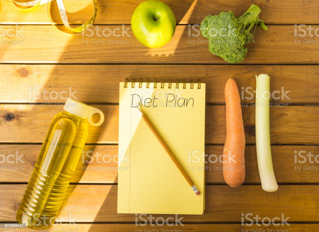Healthy Living List Stock Photo - Download Image Now - iStock