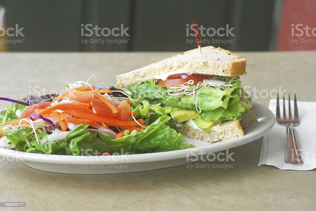 Healthy Meal royalty-free stock photo