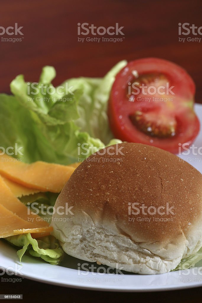 Pasto salutari foto stock royalty-free