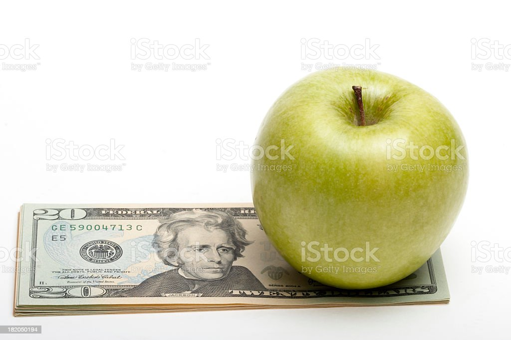 Saludable de economía - foto de stock