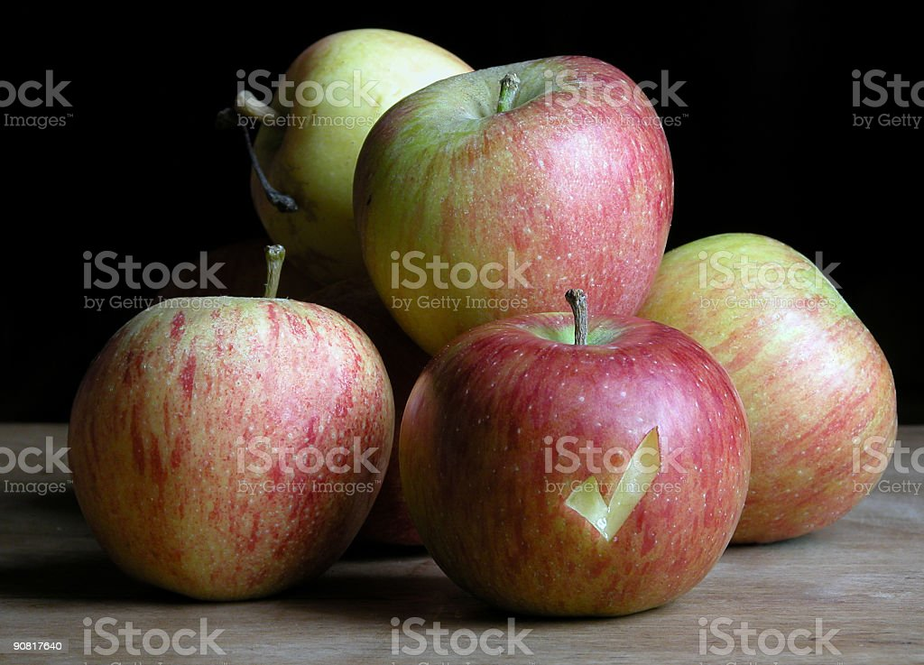 Healthy Option 2 stock photo