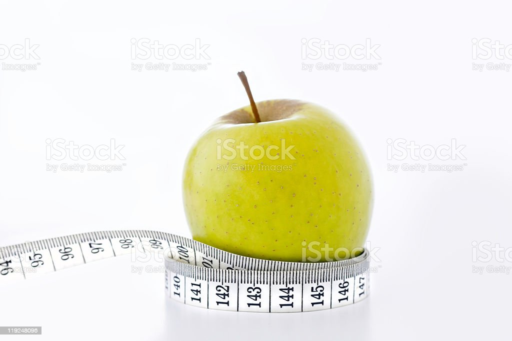 Healthy Options royalty-free stock photo