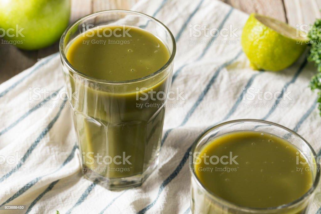 Grüner Saft zum Abnehmen