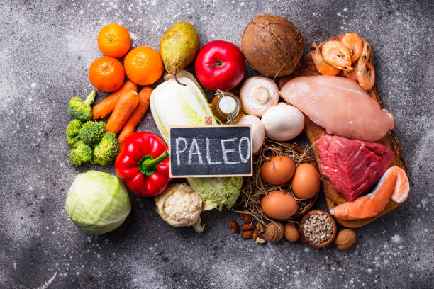 Healthy products for paleo diet – zdjęcie