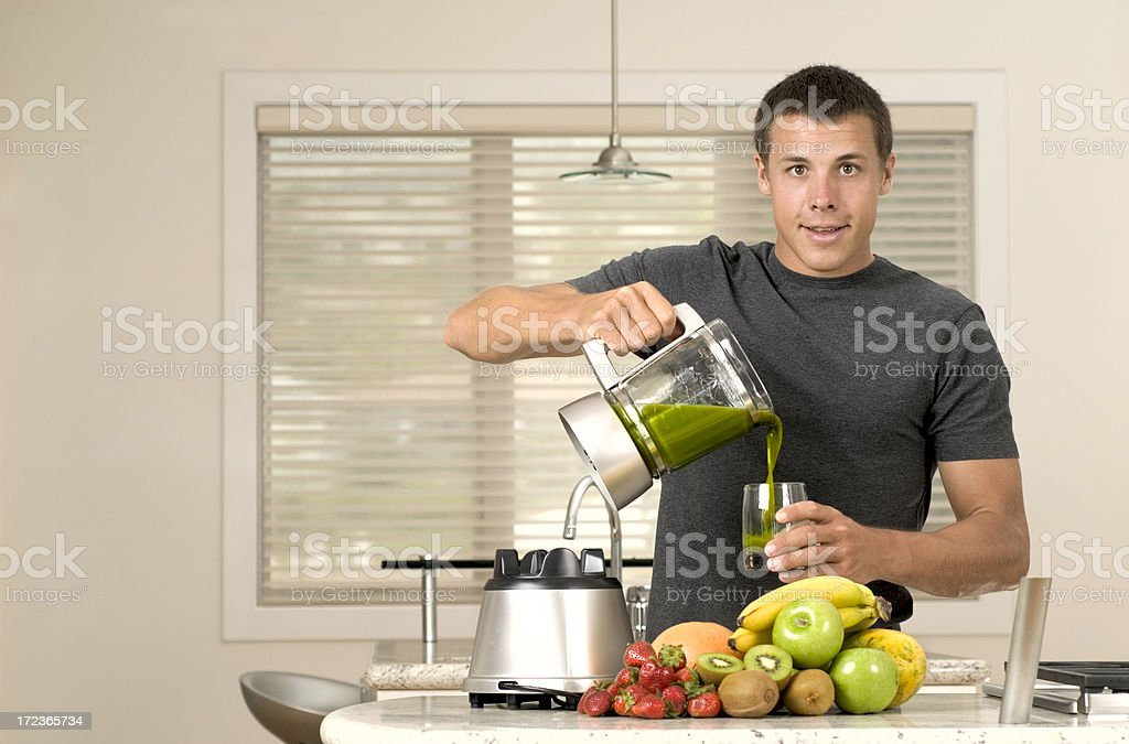 Healthy Smoothie royalty-free stock photo