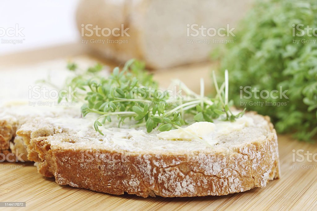 healthy snack  Biology Class Stock Photo