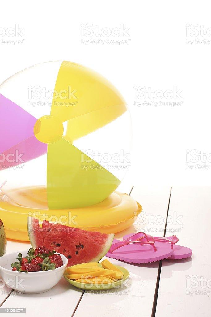 Healthy Summer royalty-free stock photo