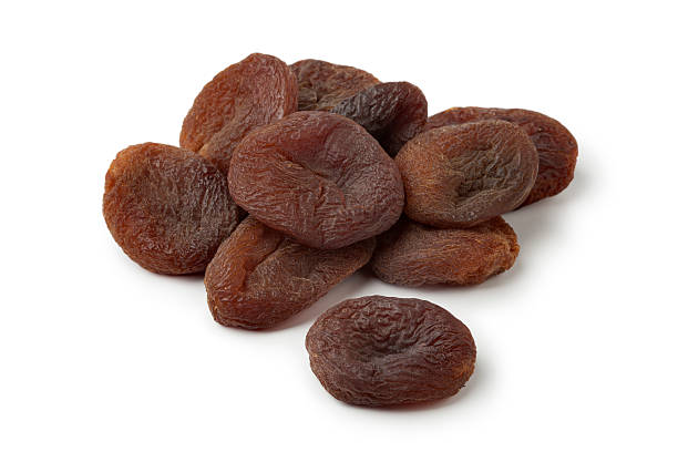 Séchées des fruits abricots - Photo