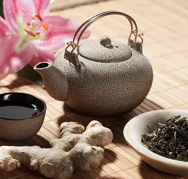 Gesunde Tee für entspannte Zeit – Foto
