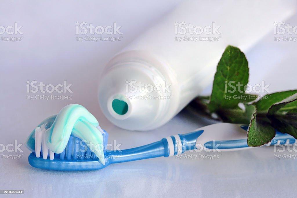 healthy teeth stock photo