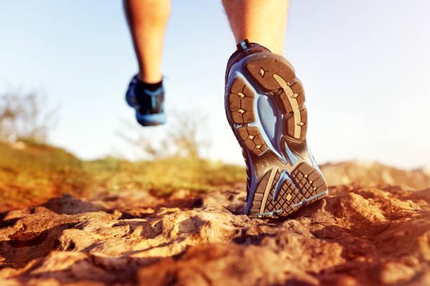 Gesunde Trail-running – Foto