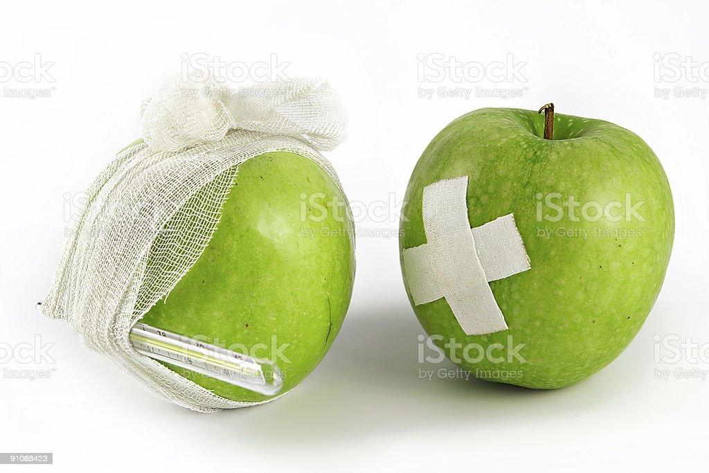 Healthy way of life consept royalty-free stock photo