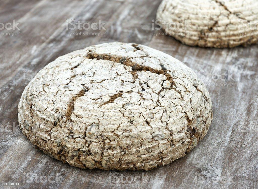 Gesunde Wholewheat-Grain-Brot – Foto