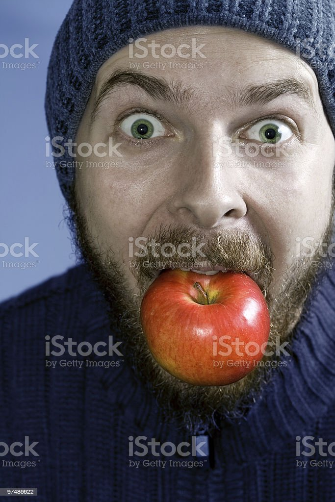 Healthy winter nutrition royalty-free stock photo