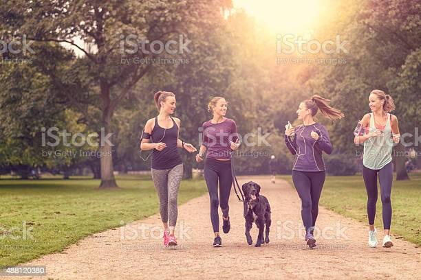 Healthy women jogging at the park with a dog picture id488120380?b=1&k=6&m=488120380&s=612x612&h=hc4f4vyqbzqj kplxeizhgh4apjxyqko4avqbkihfaw=