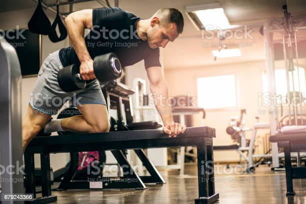 Healty man exercising with arm weights picture id679243366?b=1&k=6&m=679243366&s=612x612&h=mrnhb 6t3pib 6mo3pxqncm5gsat4dzjizsmh0luelw=