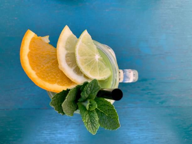 Heilung Sommer Matcha Drink – Foto