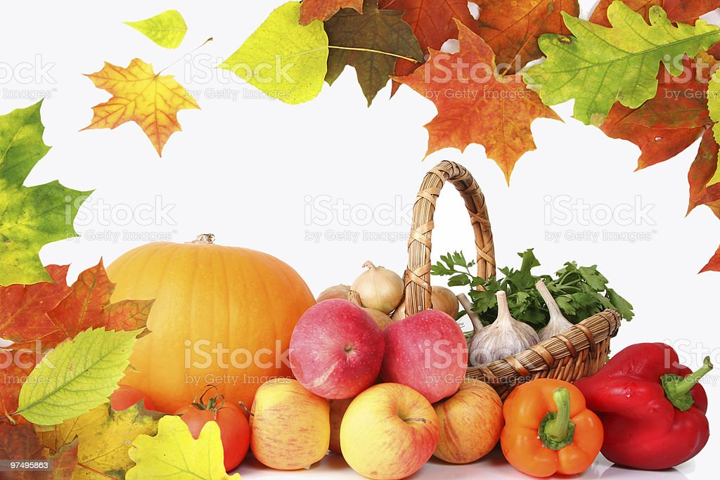 healty vegetables royalty-free stock photo