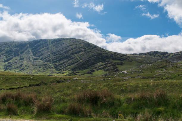 Healy Pass Landscape stock photo