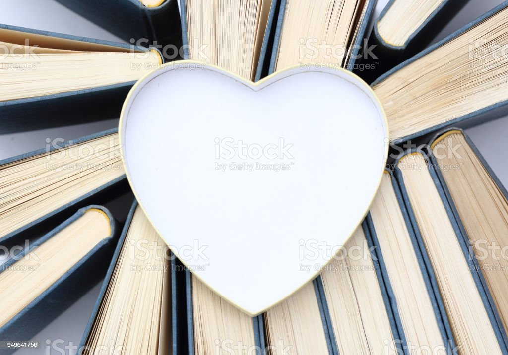 Heap Of Books Symbol Of Literary And Knowledge Stock Photo More