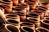 Heap of Ceramic Pots in Goreme, Cappadocia