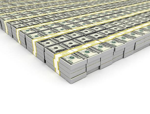 Minier de factures de Dollar - Photo