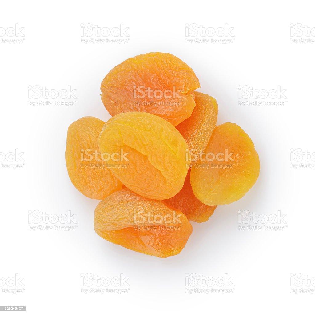 Minier d'abricots sec - Photo