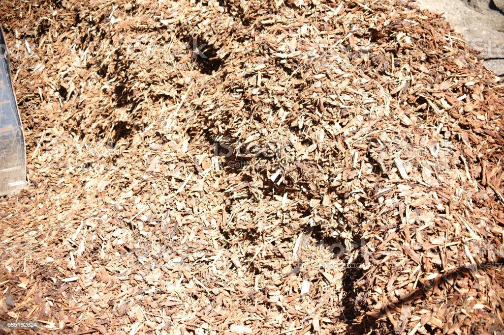 Heap of Turf stock photo