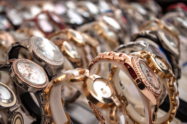 Heaps of wristwatches background Heaps of wristwatches background for sale luxury watch stock pictures, royalty-free photos & images