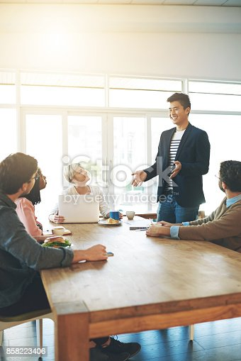 812513444istockphoto Hear me out on this amazing idea I have... 858223406
