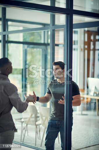 463813207 istock photo Hear me out 1137982221