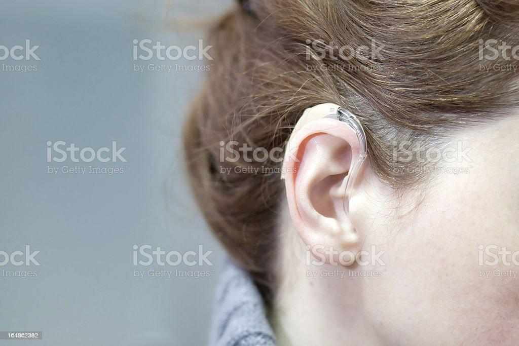 Hörgerät – Foto