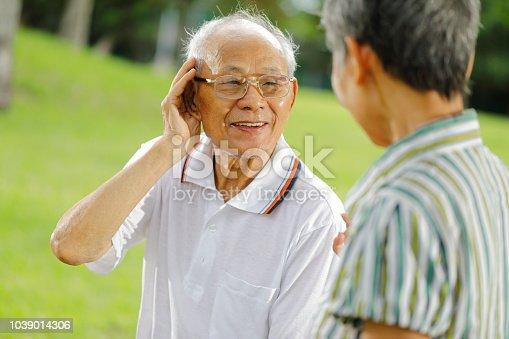 1029343276 istock photo Hearing Loss 1039014306