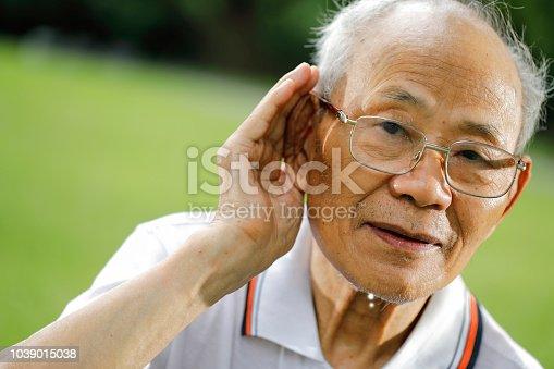 1029343276 istock photo Hearing Loss 1039015038