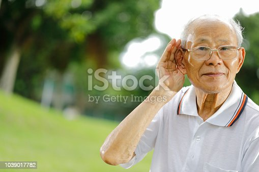1029343276 istock photo Hearing Loss 1039017782