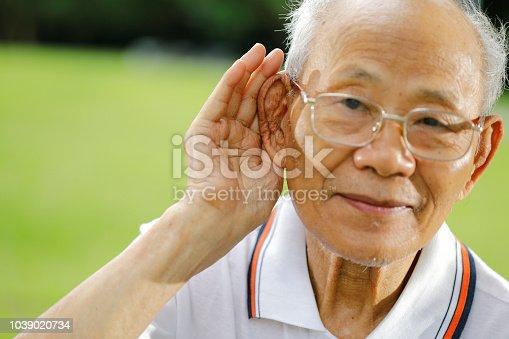 1029343276 istock photo Hearing Loss 1039020734