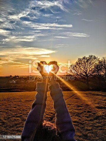 Capturing the sun with love
